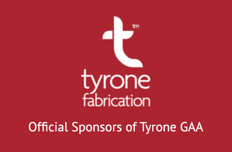 Tyrone Fabrication - Main Sponsor of Tyrone GAA