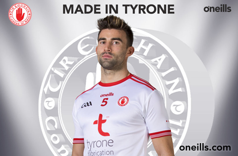 Tyrone Jersey - O'Neills