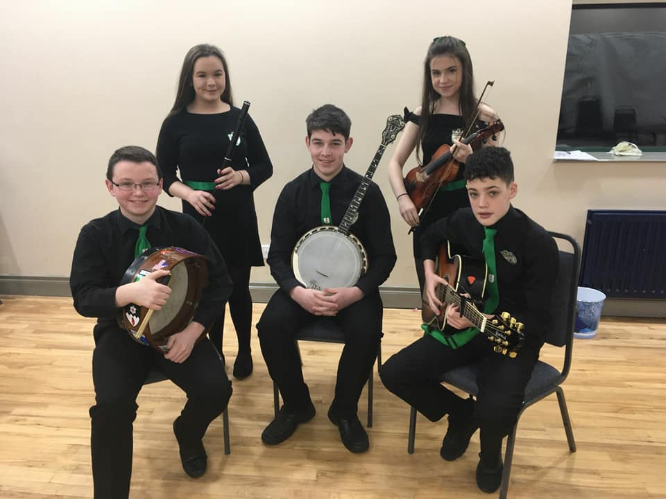 Good luck to Fintona in the Ulster Scór