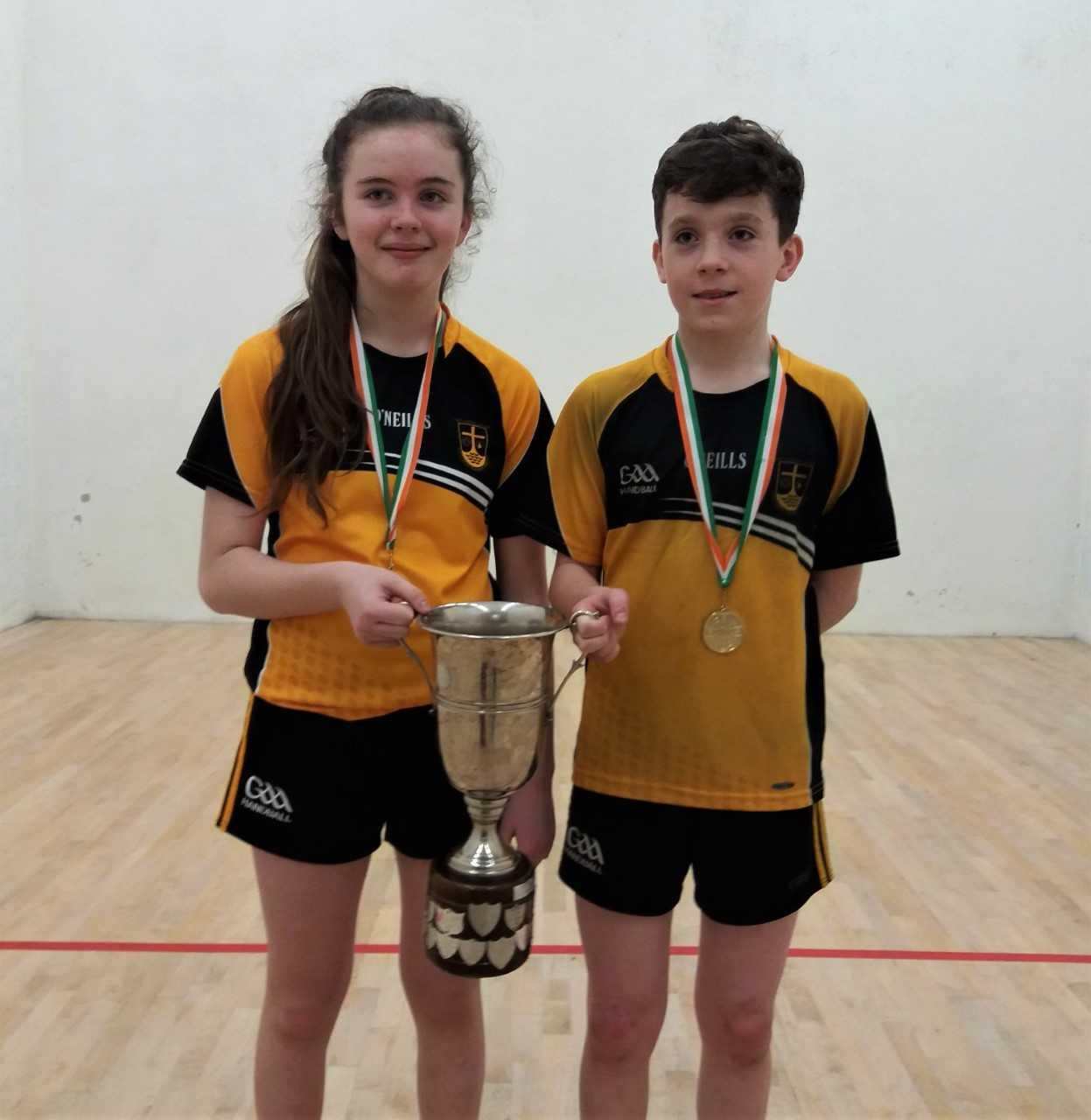 Loughmacrory win All Ireland Gael Linn Cup