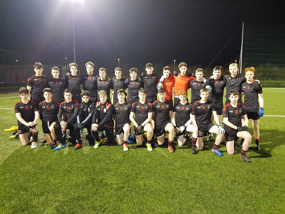 Tyrone U.17's Finish with a Win