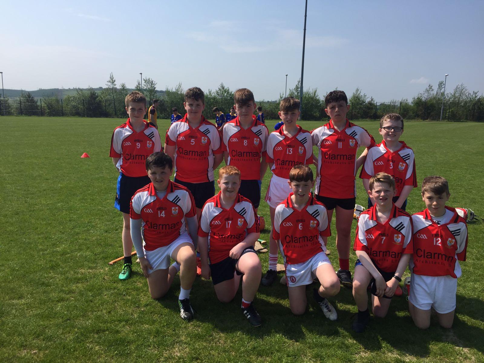 Sciath Chineál Eoghain Bliain 9 – Tyrone Schools Year 9 Hurling blitz