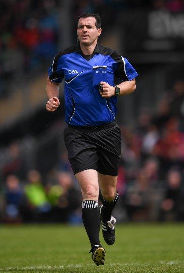 Sean Hurson to Referee All Ireland Minor Final
