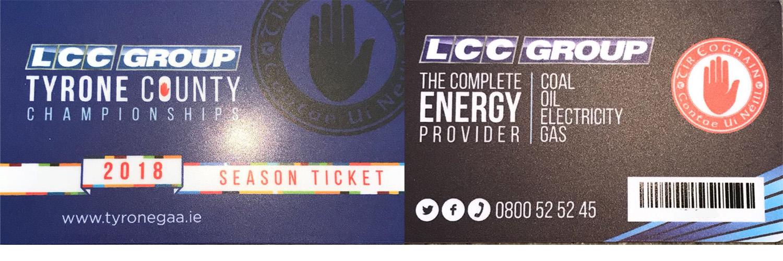 LCC Championship Season Ticket