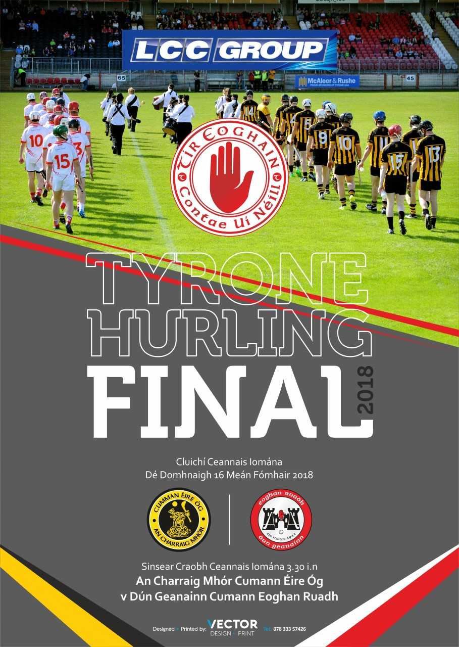 Tyrone Senior Hurling Final