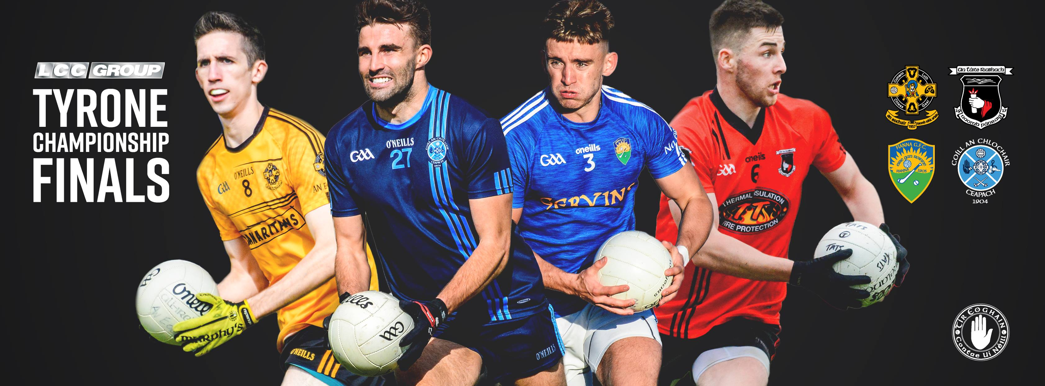 Tyrone GAATV Live Streaming County Final Weekend