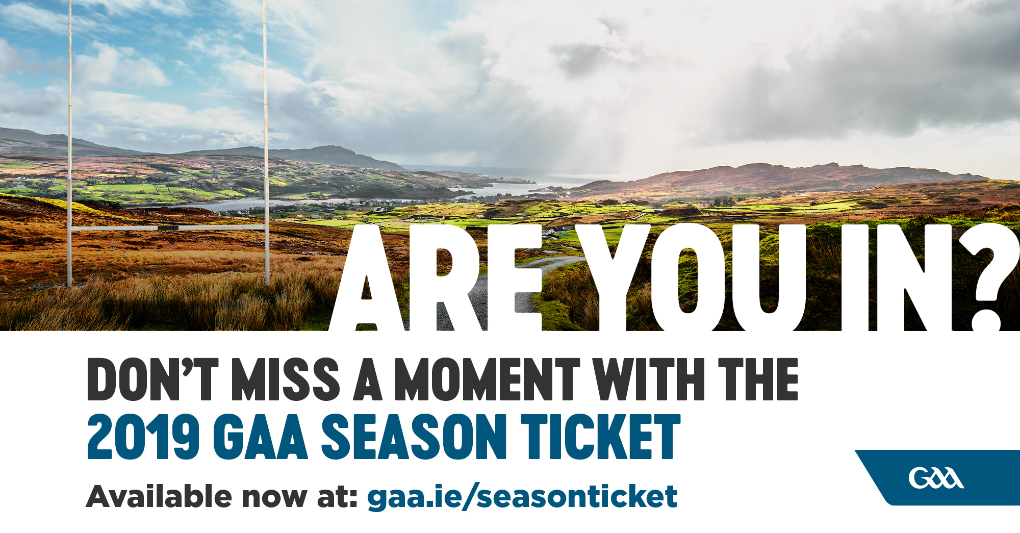 GAA Season Ticket 2019
