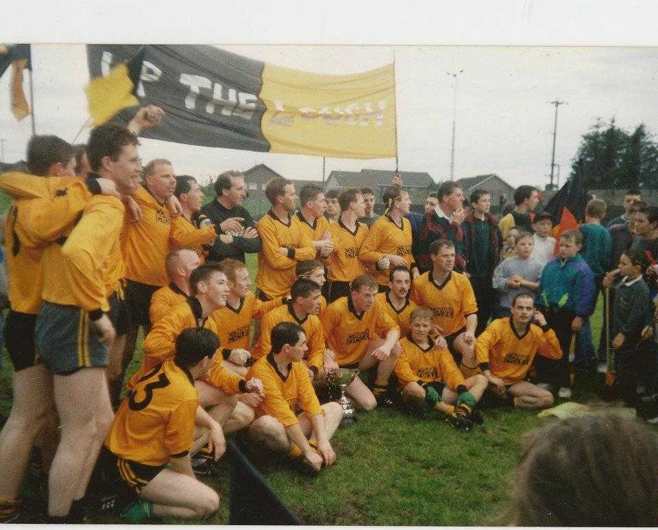 Loughmaccrory -25th Anniversary of our 1993 Junior Championship winning side