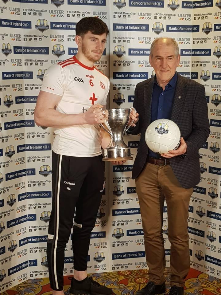 Bank of Ireland Dr McKenna Cup Fixtures