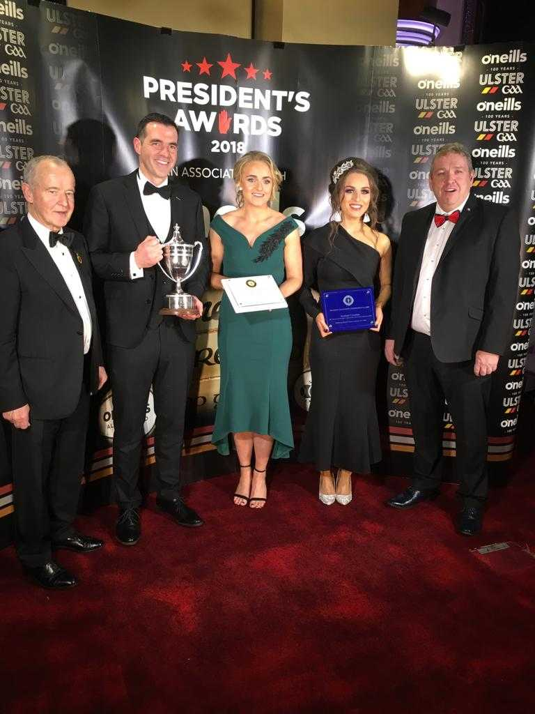 2018 Ulster GAA Presidents Awards
