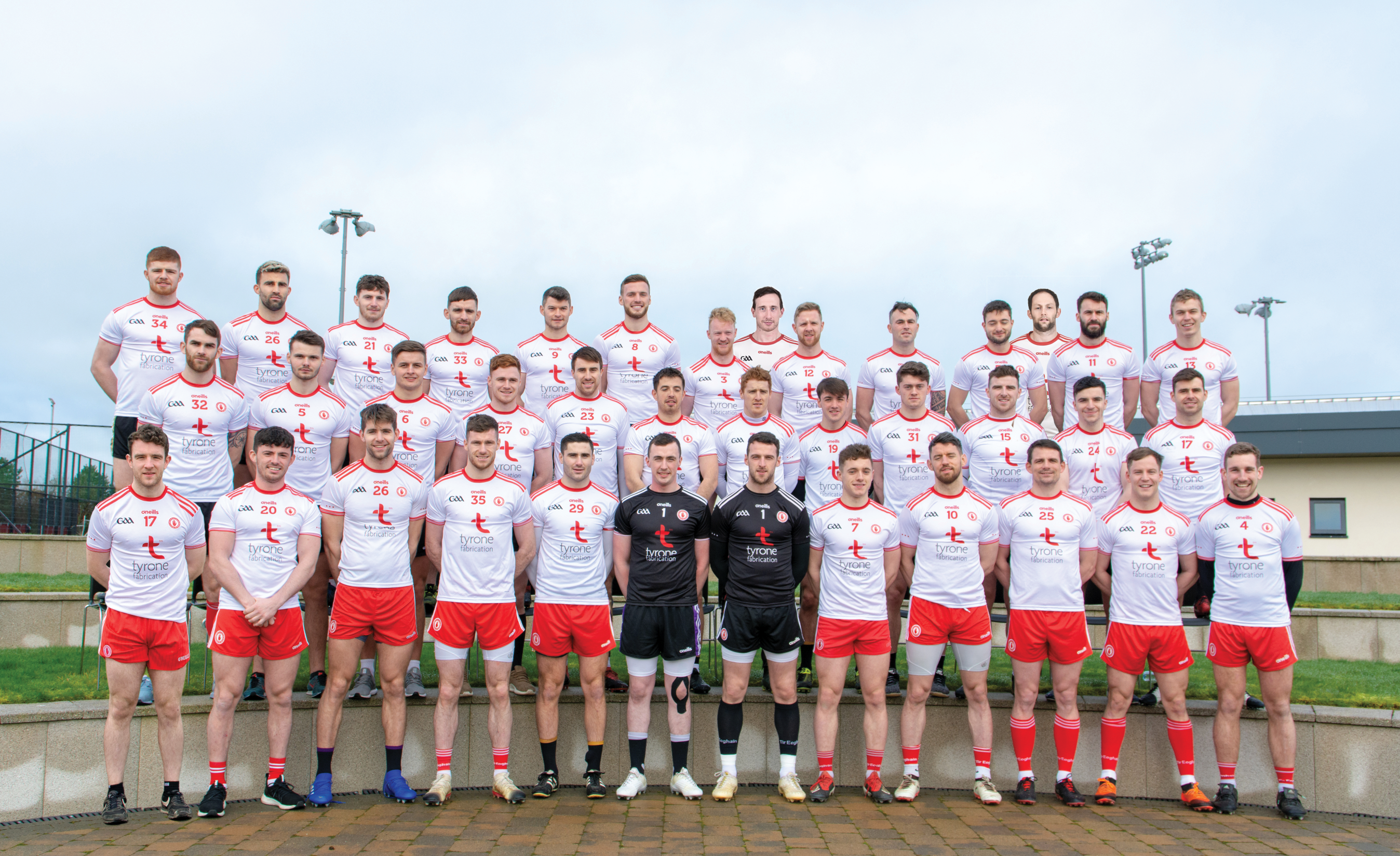 Tyrone name same starting 15 to face Galway in Omagh