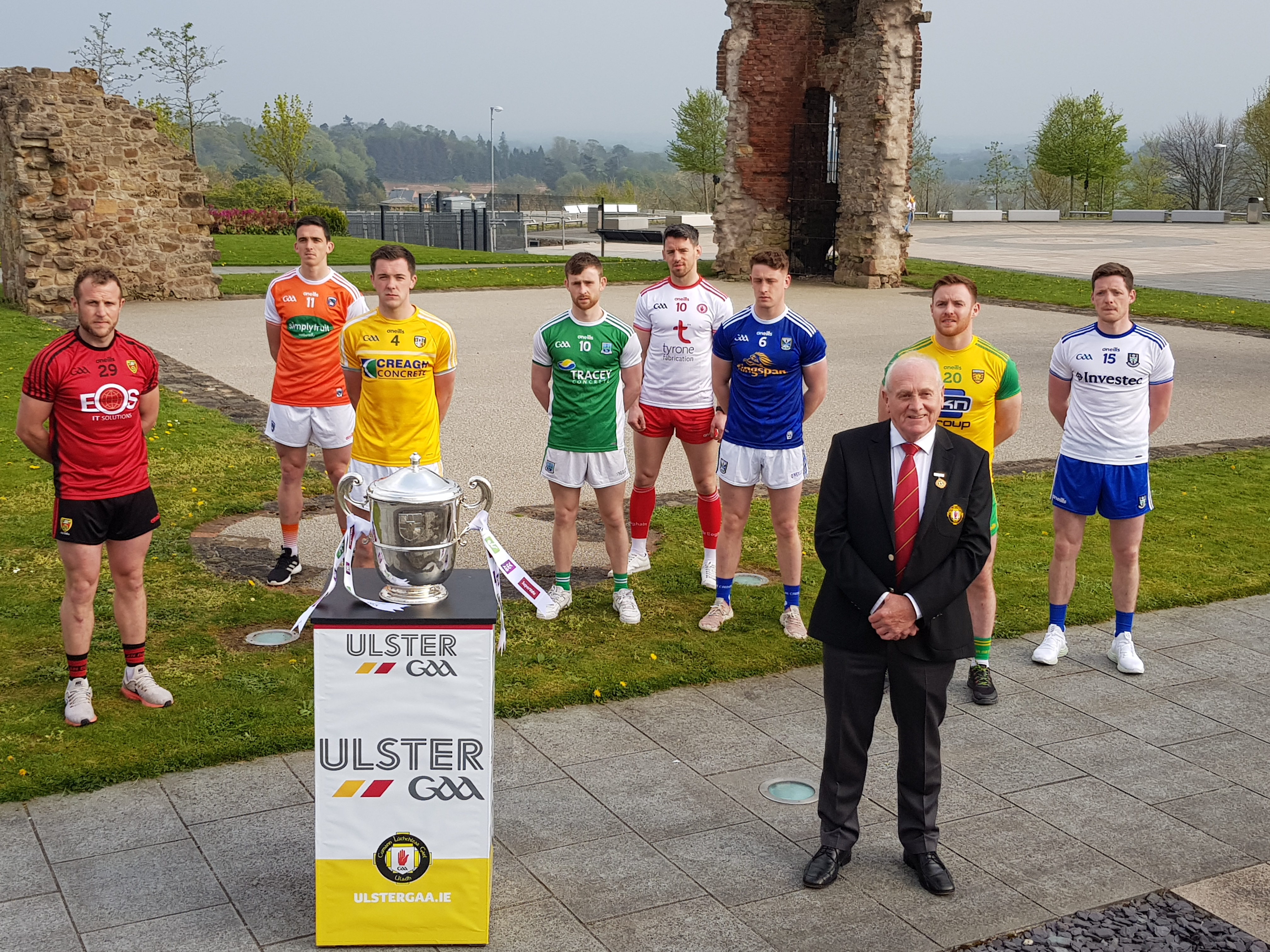 Ulster Senior Championship Launch on The Hill of O'Neill's, Dungannon
