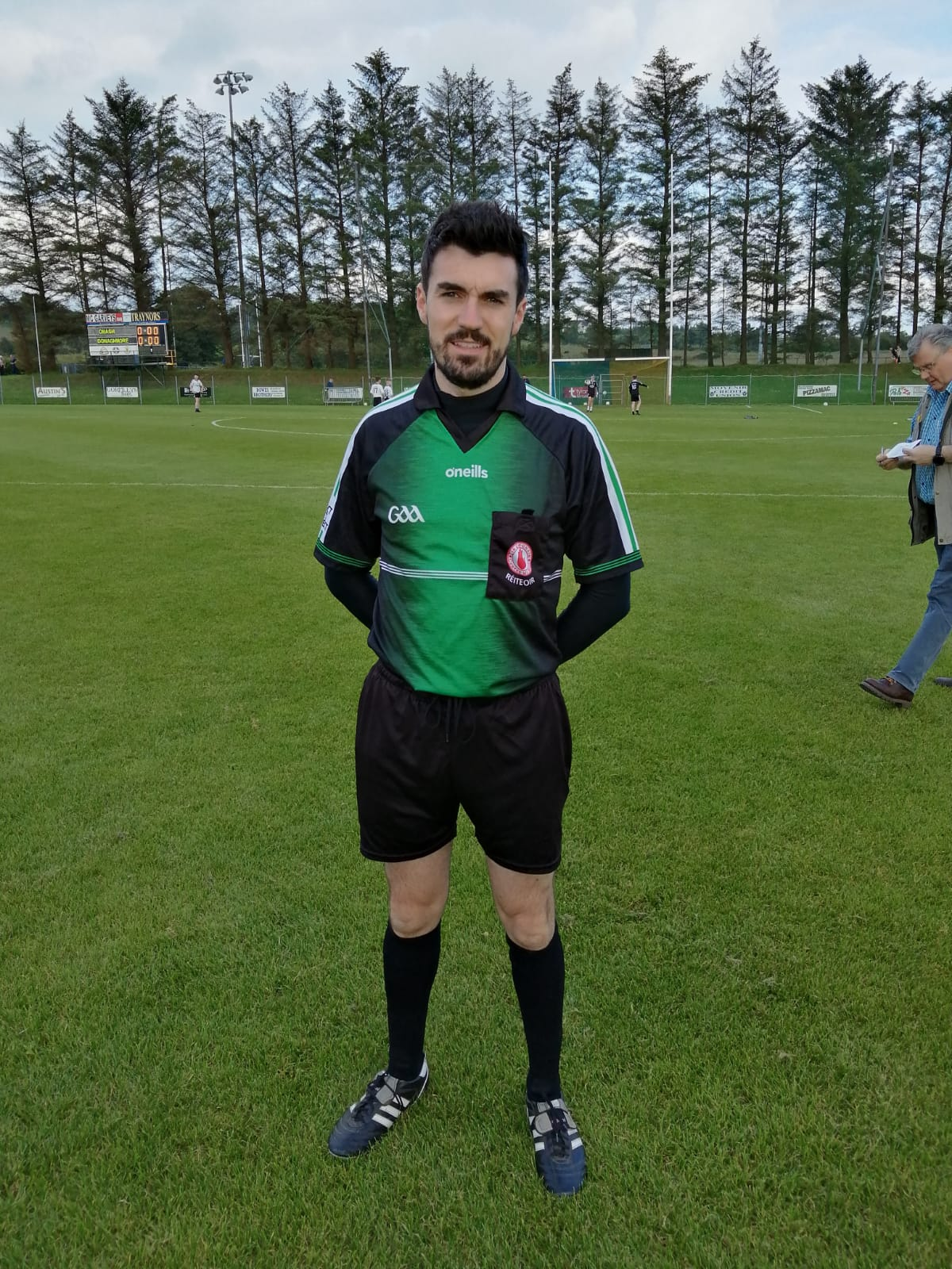 Tyrone Referee appointed for Ulster U20 Championship