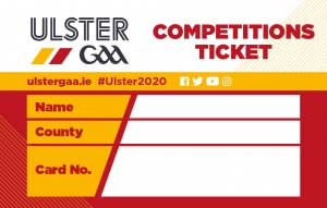 Ulster GAA Competition Tickets
