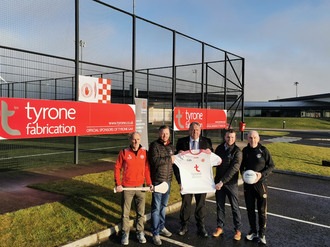 Tyrone Fabrication to continue as title Sponsor of Tyrone GAA