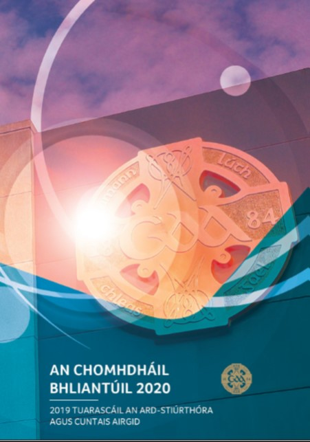 Annual Report to Congress by Ard Stiúrthóir