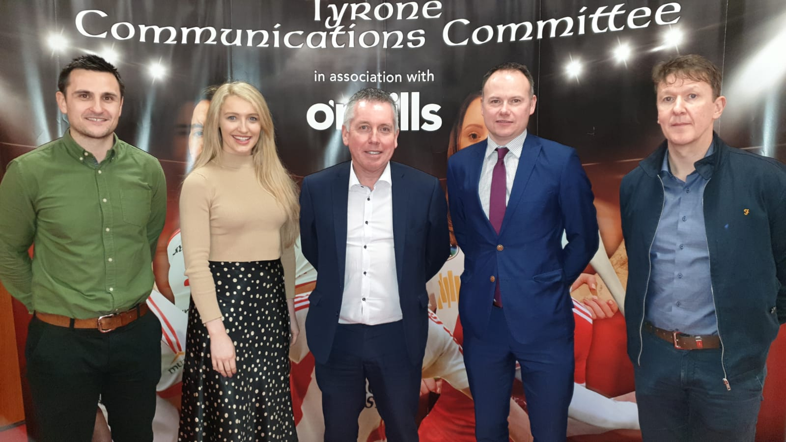 Tyrone Communications Committee Club PRO's Seminar.