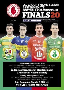 Double Edition Souvenir County Finals Programme Digital Online version.