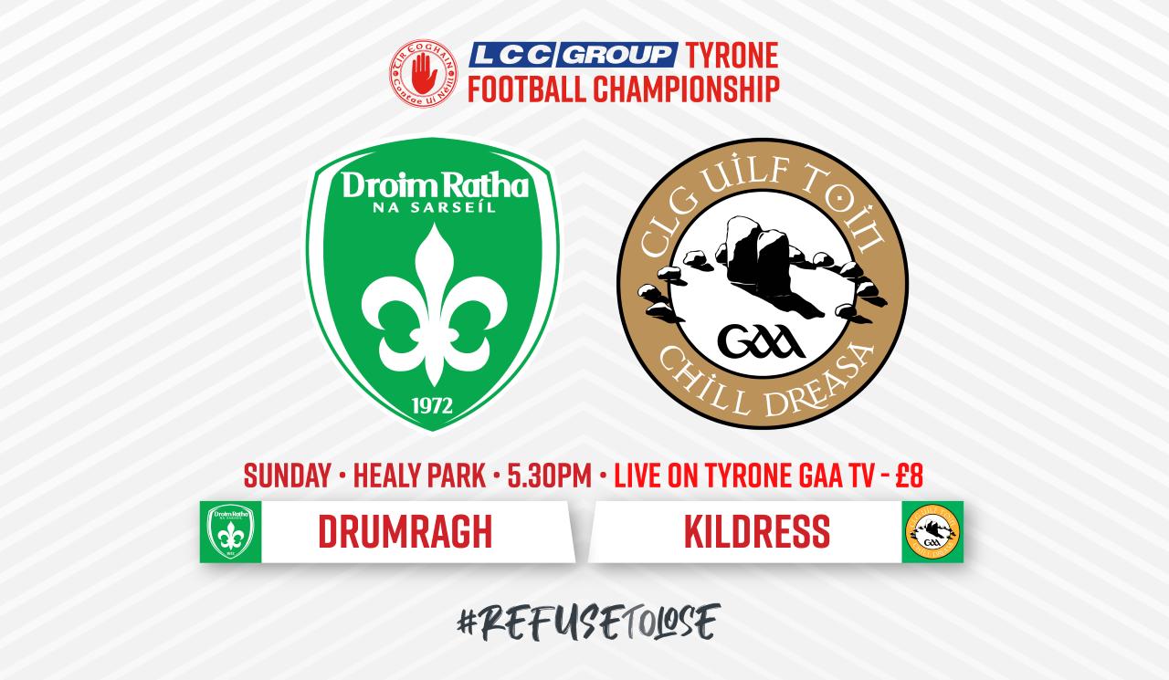 LCC Group Junior Championship Final Live on Tyrone GAA TV