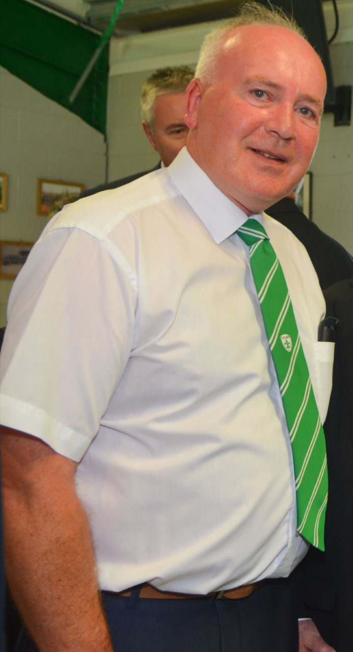 Tyrone GAA extend sincere sympathy to the family & friends of Paddy Gallagher (Drumragh) R.I.P.