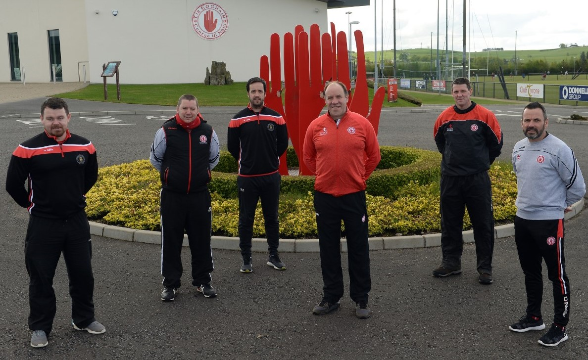 Tyrone GAA Coaching and Games deliver a curriculum focused programme on the skills & knowledge for one to one coaching techniques.