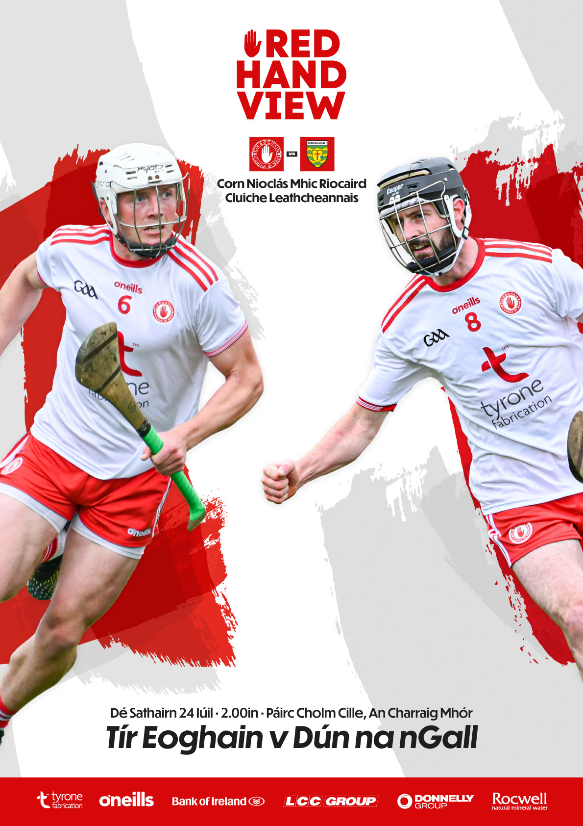 Nicky Rackard Cup Programme Available to Download